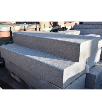 Blockstufen Gneis  grün-grau-braun geflammt 15x35x100 cm