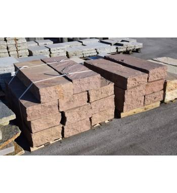 Blockstufen Modak Sandstein spaltrauh ca.15x35x100 cm