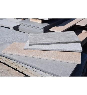 Abdeckplatten Granit 3 cm Oberfläche geflammt