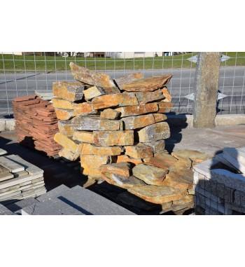 Trockenmauersteine Stainzer Gneis