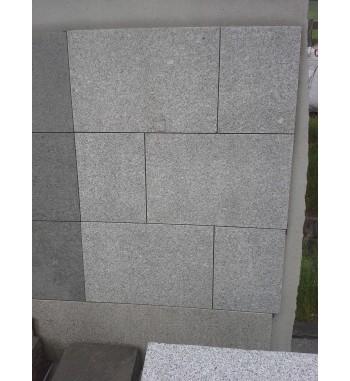 Bodenplatten Granit geflammt Diamond Grey 3 cm