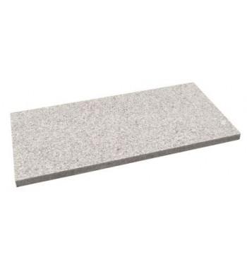 Bodenplatten Granit geflammt Diamond Grey