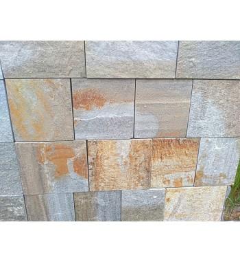 Bodenplatten Gneis Rustic spaltrauh