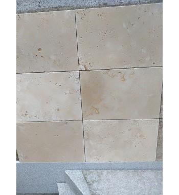 Bodenplatten Travertin Beige 39,5x59,5x3 cm