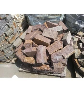 Mauersteine Porphyr